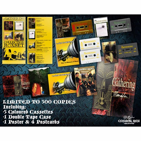 The Gathering – Collection Boxset Cassette