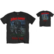 Avenged Sevenfold Buried Alive Tour 2012 with Back Printing Men's X-Large T-Shirt - Black