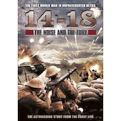 14-18 The Noise And The Fury DVD