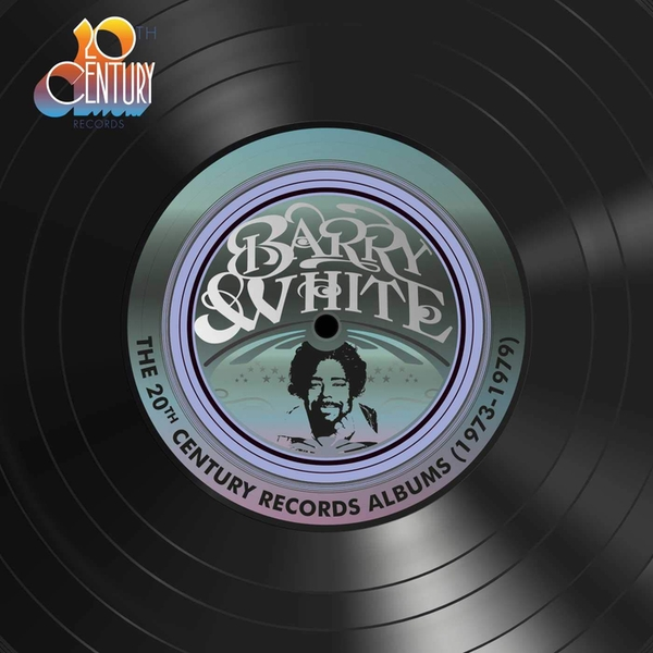 Barry White - The 20th Century Records Albums (1973-1975) (Limited Edition) Vinyl