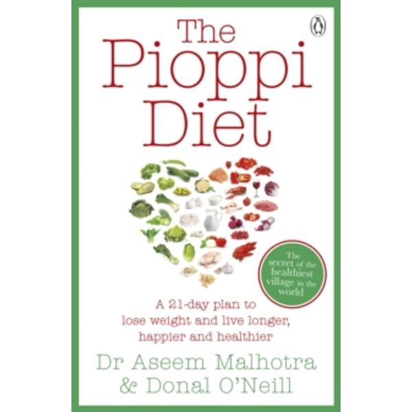 The Pioppi Diet : A 21-Day Lifestyle Plan