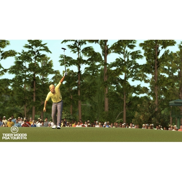 Tiger Woods PGA Tour 14 Game (Kinect Compatible) Xbox 360 - Image 5