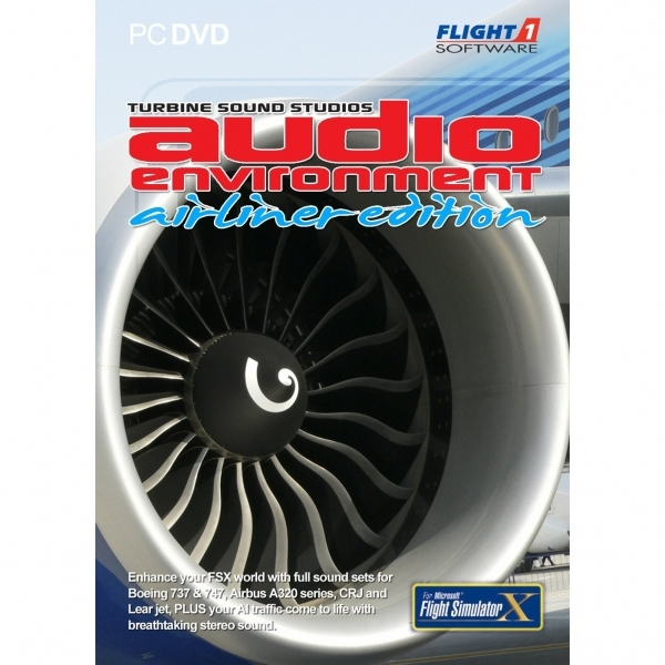 Audio Environment General Aviation Edition Game PC