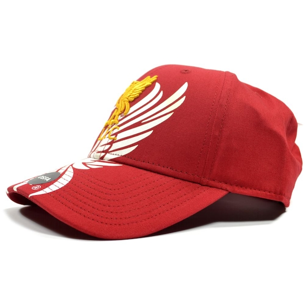 Liverpool Obsidian Cap Red