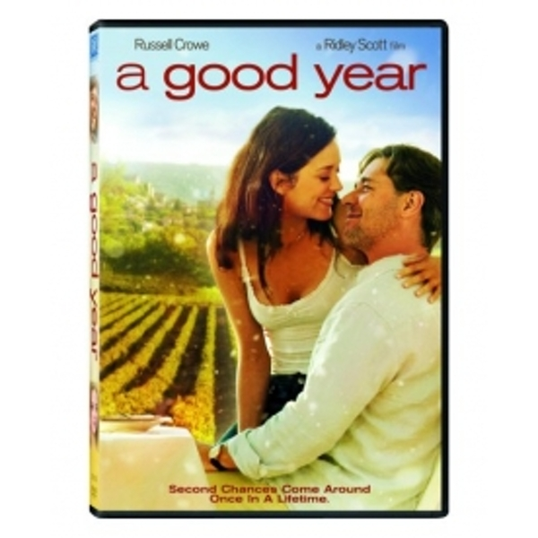 A Good Year DVD