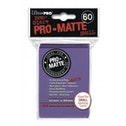 Ultra Pro Matte Small Purple DPD 10 Packs Of 60