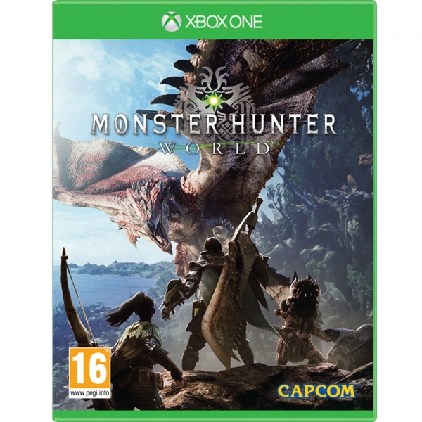 Monster Hunter World Xbox One Game - Image 1