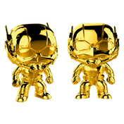 Ant-Man Chrome Gold (Marvel) Funko Pop! Vinyl Figure