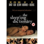 The Sleeping Dictionary DVD