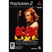AC/DC Live Rockband Game PS2