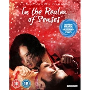 In The Realm Of The Senses Blu-ray & DVD