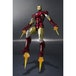 Iron Man Mark VI and Hall of Armor Set (Marvel) Bandai Tamashii Nations Figuarts Figure - Image 9