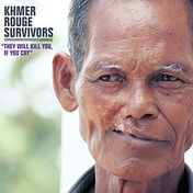 Khmer Rouge Survivors - They Will Kill You If You Cry Vinyl