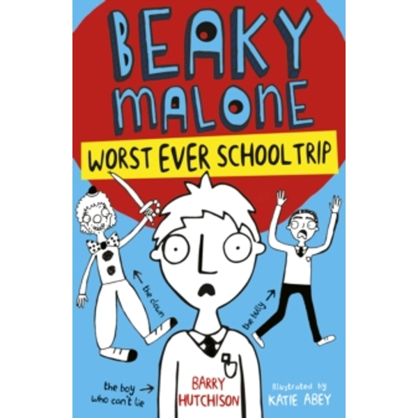 Worst Ever School Trip: 2017 by Barry Hutchison (Paperback, 2017)