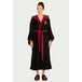 Harry Potter Gryffindor Womens Bathrobe - Image 2