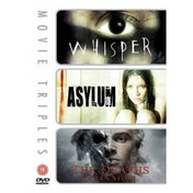 Whisper/Asylum/The Deaths of Ian Stone DVD