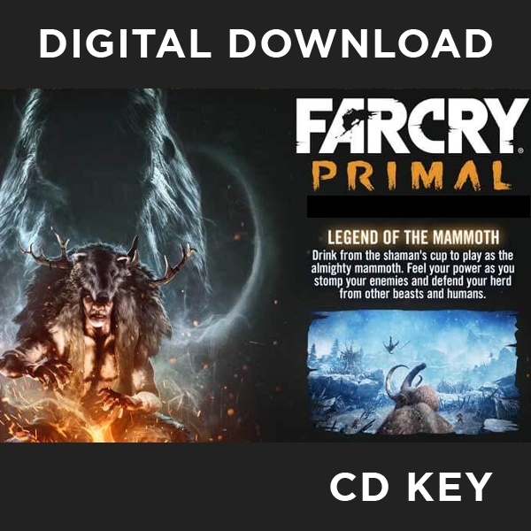 far cry primal activation key uplay free