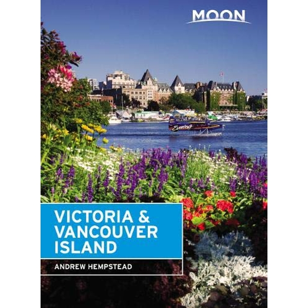 Moon Victoria & Vancouver Island (Second Edition)  Paperback / softback 2018