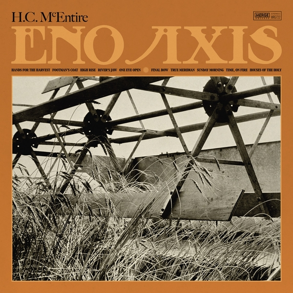 H.C. McEntire – Eno Axis Limited Edition Copper Marble Vinyl