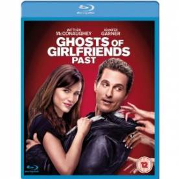 Ghosts Of Girlfriends Past Blu-Ray - Image 1