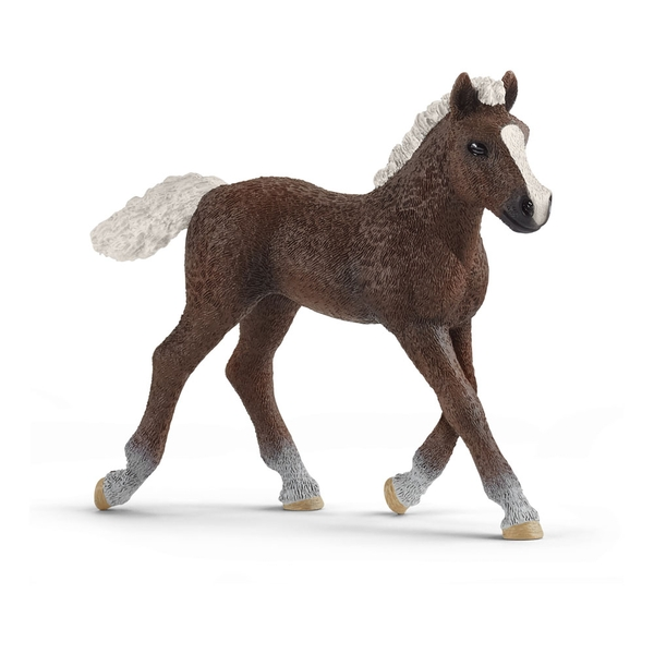 Schleich Farm World Black Forest Foal Figure