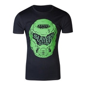 Doom - Slayers Club Men's Large T-Shirt - Black