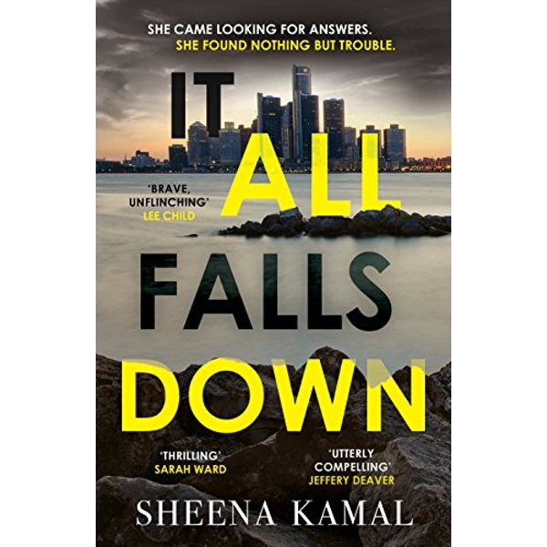 It All Falls Down The truth doesn't always set you free Hardback 2018