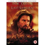 The Last Samurai DVD