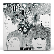 The Beatles ‎– Revolver Vinyl