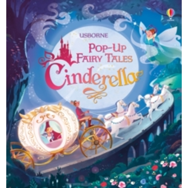 Pop-Up Cinderella