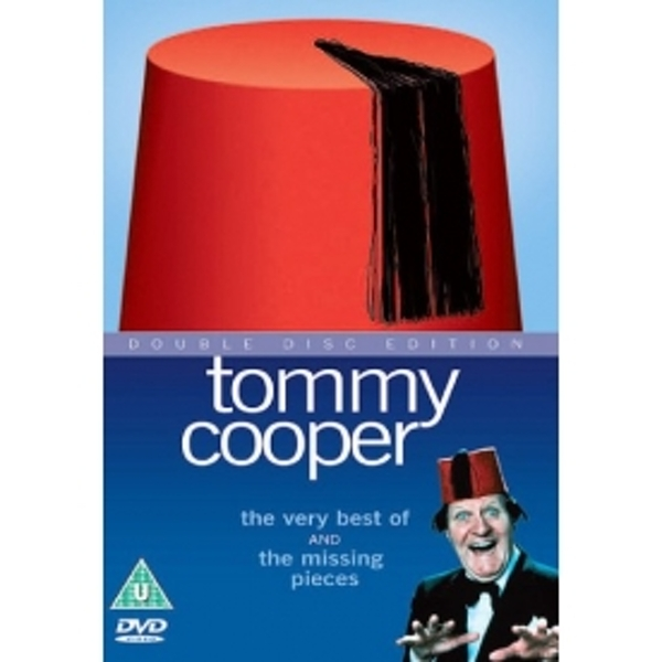 Tommy Cooper - The Very Best Of and The Missing Pieces DVD