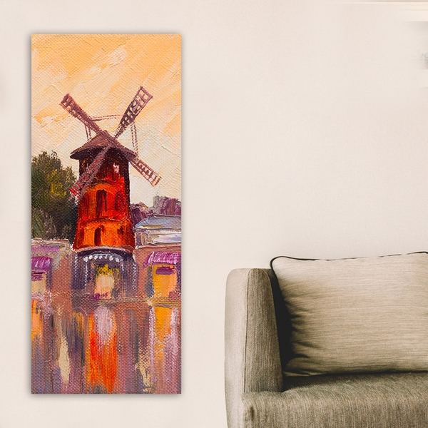 DKY258840236_50120 Multicolor Decorative Canvas Painting