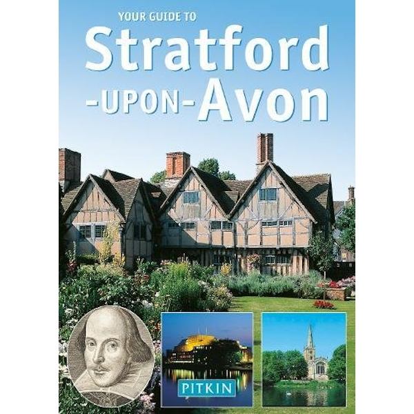 Your Guide to Stratford-upon-Avon by John Brooks (Paperback, 2008)