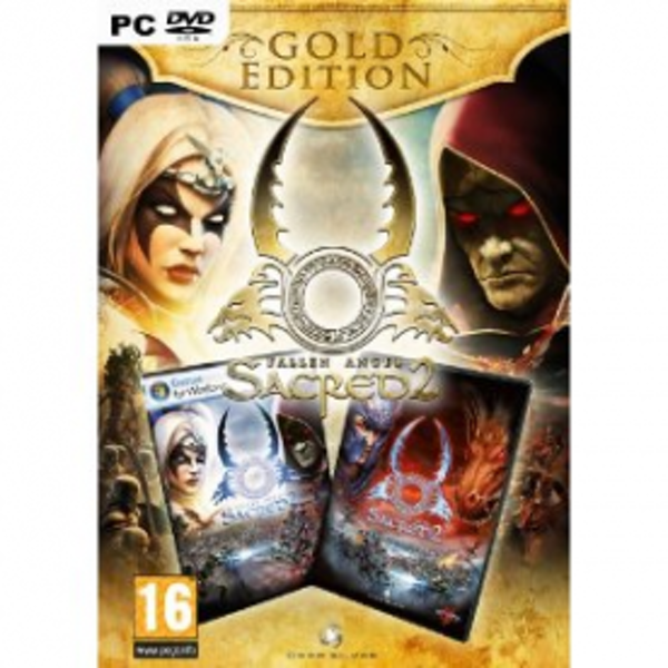 Sacred 2 Gold Edition Game PC