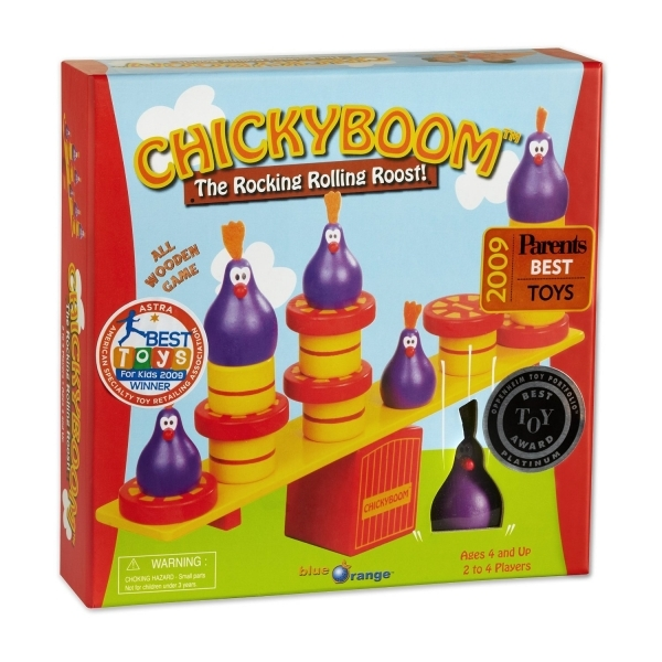 Chickyboom Game - Image 1