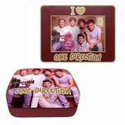 One Direction Mini Jewellery Box and Photo Frame Gift Set