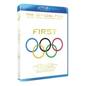 First The Official Film of the London 2012 Olympic Games Blu Ray
