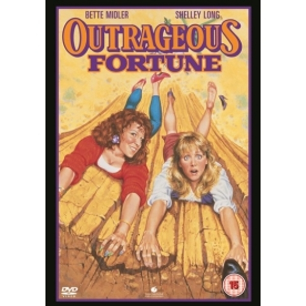 Outrageous Fortune DVD