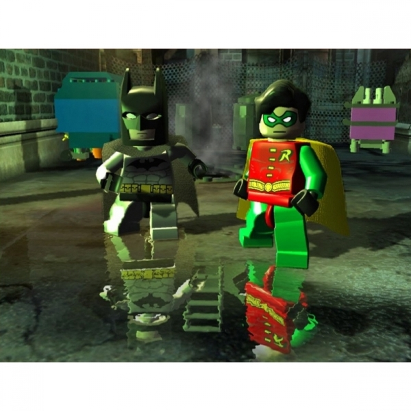 (Pre-Owned) Lego Batman The Video Game (Classics) Xbox 360 - Image 2