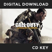 Call Of Duty Advanced Warfare (with Advanced Arsenal DLC) PC CD Key Download for Steam