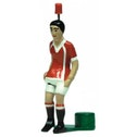 TIPP-KICK Top-Kicker Manchester United FC Single Player for Table Football