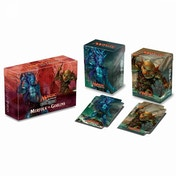 Ultra Pro Magic the Gathering: Merfolk vs Goblin Duel Deck Box