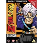 Dragon Ball Z Complete Series 4 DVD