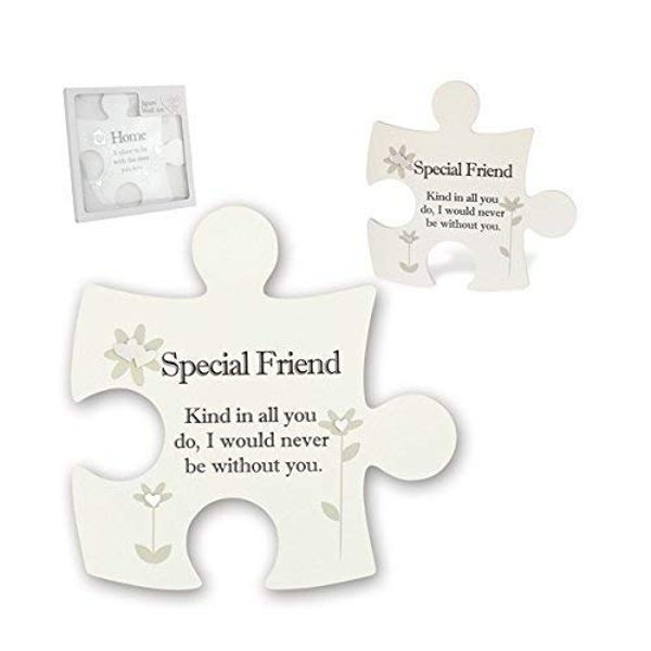 Said with Sentiment Jigsaw Wall Art Special Friend