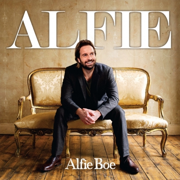Alfie - By Alfie Boe CD