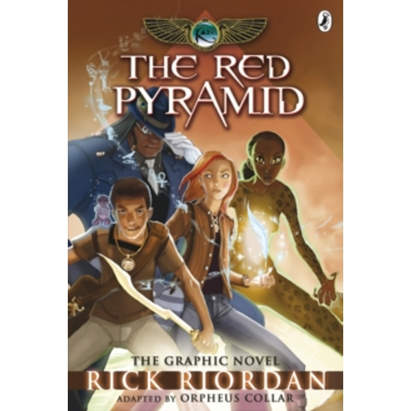 The Red Pyramid: The Graphic Novel (The Kane Chronicles Book 1) by Rick Riordan (Paperback, 2013)