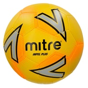 Mitre Impel Plus Training Ball Yellow Size 4