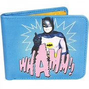 Boxed Wallet Batman 1966 (Blue)