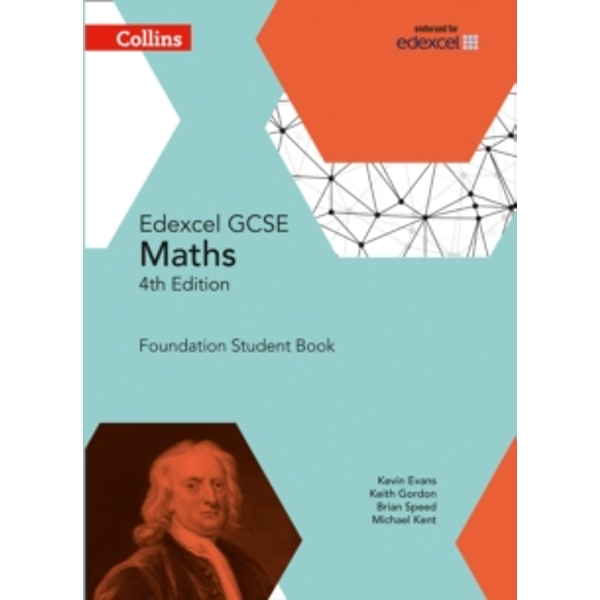 GCSE Maths Edexcel Foundation Student Book (Collins GCSE Maths) by Michael Kent, Brian Speed, Kevin Evans, Keith Gordon (Paperback, 2015)