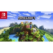 Minecraft Bedrock Edition Nintendo Switch Game